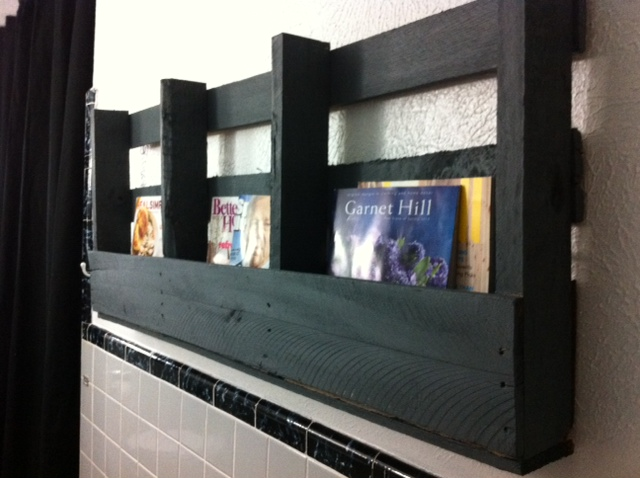 Bathroom Magazine Rack Plans